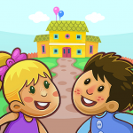 Kiddos in Kindergarten – Free Games for Kids (MOD, Unlimited Money) 1.1.9