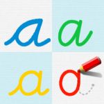 LetraKid Cursive: Alphabet Letters Writing Kids (MOD, Unlimited Money) 1.0.1