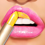 Lip Art Makeup Artist (MOD, Unlimited Money) 1.0