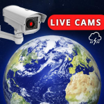 Live Earth Cam HD – Webcam, Satellite View, 3D Map (Premium Cracked) 2.6
