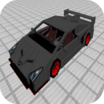Luxcar-V Sports Mod for MCPE (MOD, Unlimited Money) 4.4