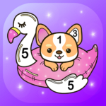 Magic Color – kids coloring book by numbers (MOD, Unlimited Money) 2.12