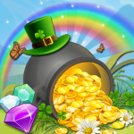 Match 3 – Rainbow Riches (MOD, Unlimited Money) 1.0.15
