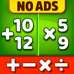 Math Games Addition, Subtraction, Multiplication  1.2.2