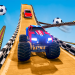 Mega Ramp Car Racing Stunts: Muscle Car Games 2020 (MOD, Unlimited Money) 1.4