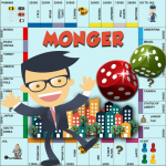 Monger-Free Business Dice Board Game (MOD, Unlimited Money) 2.0.3