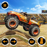 Monster Truck Derby Destruction Simulator 2020 (MOD, Unlimited Money) 2.3