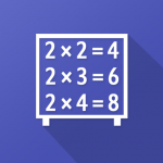 Multiplication table – learn easily, Times Tables (MOD, Unlimited Money) 1.2.6