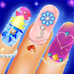 Nail Salon Fashion Game: Manicure pedicure Art Spa (MOD, Unlimited Money) 1.5