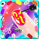 Nail Salon Princess Manicure (MOD, Unlimited Money) 4.3