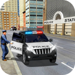 Police Spooky Jeep Parking Simulator V3 (MOD, Unlimited Money) 1.1