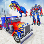 Police Truck Robot Game – Transforming Robot Games (MOD, Unlimited Money) 1.0.4