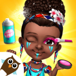 Pretty Little Princess – Dress Up, Hair & Makeup (MOD, Unlimited Money) 3.0.30005