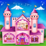 Princess Doll House Cleanup & Decoration Games (MOD, Unlimited Money) 7.0