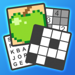Puzzle Page Crossword, Sudoku, Picross and more  (MOD, Unlimited Money) 3.7