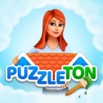 Puzzleton: Match & Design (MOD, Unlimited Money) 1.0.2