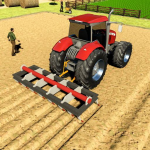 Real Tractor Driver Farm Simulator -Tractor Games (MOD, Unlimited Money) 1.2
