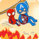 Rescue Hero – Rope Puzzle (MOD, Unlimited Money) 1.3