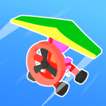 Road Glider – Incredible Flying Game (MOD, Unlimited Money) 1.0.22