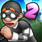 Robbery Bob 2: Double Trouble (MOD, Unlimited Money) 1.6.8.10