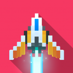 Sky Wings: Pixel Fighter 3D (MOD, Unlimited Money)
