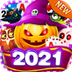 Solitaire Halloween (MOD, Unlimited Money) 1.3.38