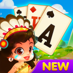 Solitaire TriPeaks Adventure – Free Card Game (MOD, Unlimited Money) 2.3.0