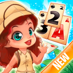 Solitaire Tripeaks – Lost Worlds Adventure (MOD, Unlimited Money) 3.5