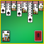 Spider Solitaire HD (MOD, Unlimited Money) 1.3.2.1