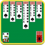 Spider Solitaire   (MOD, Unlimited Money) 4.9.3.1