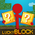 Stickman vs Multicraft: Lucky Block Craft (MOD, Unlimited Money) 1.0.0