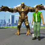 Stone giant sim: Giant hero 2019 (MOD, Unlimited Money) 1.7