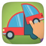 Toddler Kids Car Puzzles Free (MOD, Unlimited Money) 3.1