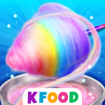 Unicorn Chef Carnival Fair Food: Games for Girls (MOD, Unlimited Money) 5.6