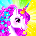 Unicorn Dress Up – Girls Games (MOD, Unlimited Money) 2.3.7