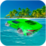 Water Surfer Floating Car (MOD, Unlimited Money) 1.3