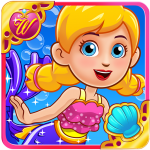 Wonderland : Little Mermaid (MOD, Unlimited Money)