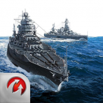 World of Warships Blitz: Gunship Action War Game   (MOD, Unlimited Money) 4.0.1
