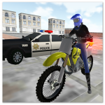 motocross racing star -ultimate police game (MOD, Unlimited Money) 1.22