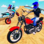 motorcycle infinity driving simulation extreme (MOD, Unlimited Money) 2