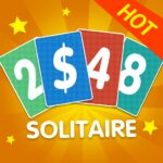 2048 Cards Casual – 2048 Solitaire Games (MOD, Unlimited Money) 1.0.9