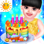 Aadhya Birthday Cake Maker Cooking Game (MOD, Unlimited Money) 2.0.2