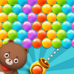 BUBBLE SHOOTER : HUNGRY BEAR (MOD, Unlimited Money) 1.03.0