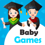 Baby Games Toddler Games for Free 2-5 Year Olds   (MOD, Unlimited Money) 1.12