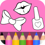 Beauty Coloring Book 2 💖💄 (MOD, Unlimited Money) 1.2.8