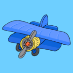 Biplanes: Funny Animals. PvP combat and challenge (MOD, Unlimited Money) 1.3.3