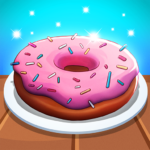 Boston Donut Truck – Fast Food Cooking Game (MOD, Unlimited Money) 1.0.6