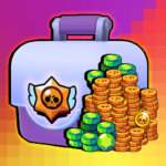 Box Simulator for Brawl Stars (MOD, Unlimited Money) 1.171