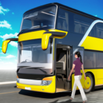 Bus Simulator heavy coach euro bus driving game (MOD, Unlimited Money) 1.0
