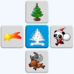 """""""Christmas Memory"""" – Matching Game (MOD, Unlimited Money) 2.2021"""
